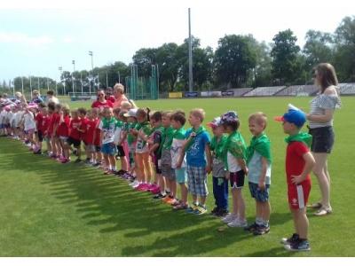 V Olimpiada Przedszkolaków